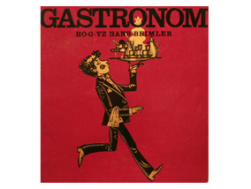Gastronom HO-G VZ Hans Beimler. Speisenkarte. Karl-Marx-Stadt 1971.