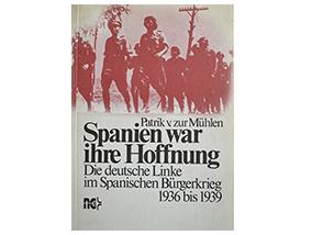 Michael Uhl, Mythos Spanien. Das Erbe der internationalen Brigaden in der DDR. Berlin, Dietz Verlag 2004.