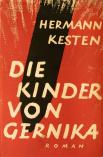 """Hermann Kesten """"Die Kinder von Gernika"""""""