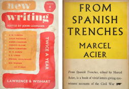 Alfred Kantorowicz. Madrid Diary. In: New Writing. London 1937. In: Spanish Trenches. London