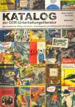 Spiller, Opitz:Katalog der DDR-Unterhaltungsliteratur. 2. Auflage Briesen 2012