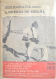 Ricardo de la Cierva, Bibliografiá general sobre la Guerra de España. Madrid-Barcelona 1968.