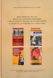 Fernando Rodriguez de la Torre, Bibliografía de las Brigadas Internacionales y de la participación deextranjeros a favor de la República (1936-1939). Albacete 2006.