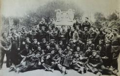 Ernst Busch XI Internationale Brigade