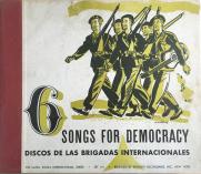 6 six songs for democrazy Musicroom International