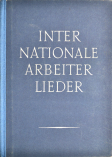 Internationale Arbeiterlieder Titel 1952